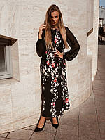 Женское стильное платье  АК2429 (норма / бат), фото 1