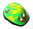 Детские Ролики Квады +Шлем+Защита Scale Sports Green, размер 29-33\34-38, фото 3