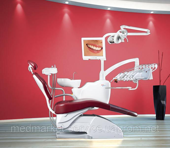 Стоматологическая установка  NICE GLASS   Miglionico-(ИТАЛИЯ)