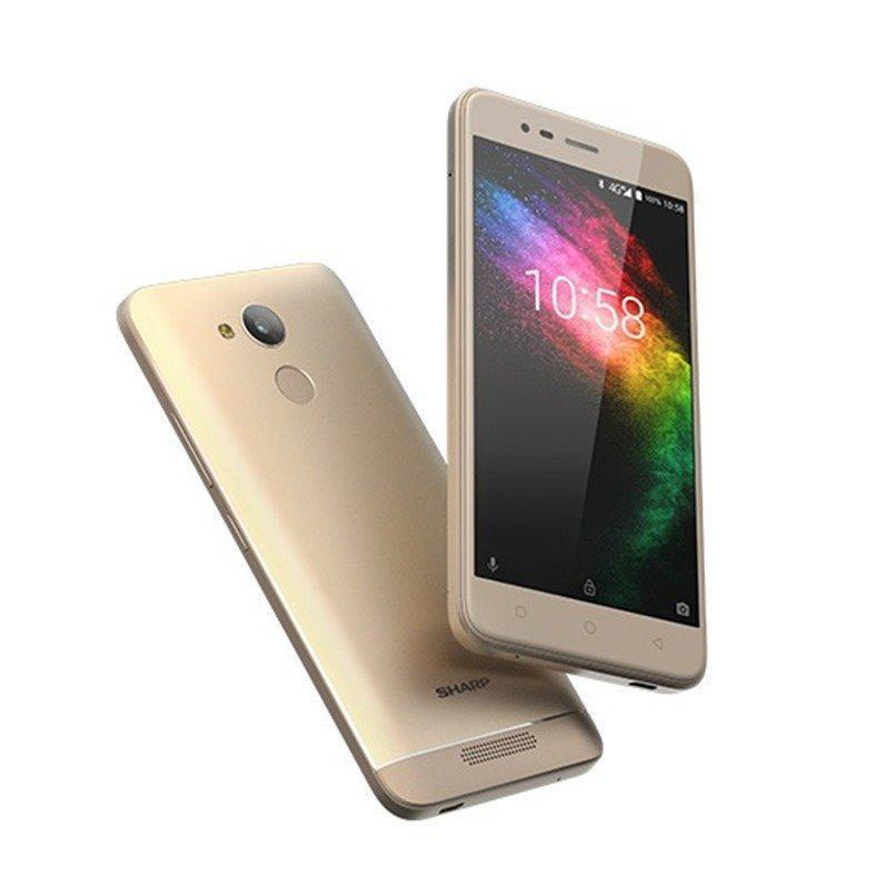 Смартфон Sharp R1 3/32GB Gold