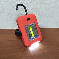 Кемпинговый фонарь Светильник с крюком для подвески cветодиодный фонарик с магнитом для дома рыбалки туризма