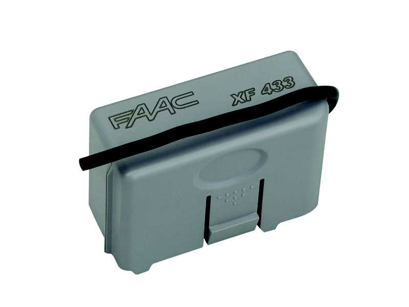 Приемник FAAC XF 433 МГц (встраиваемый)