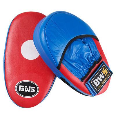 Лапа мала BWS шкіра, пара, червоно-синій BWS-FPL