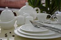 Профессиональная фарфоровая посуда для ресторанов