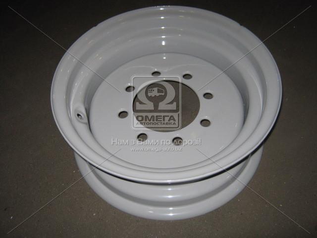 Диск колесный 16х6,0F прицепов 2ПТС-4, 2ПТС-4М (8 отв.) цельный (пр-во КрКЗ)