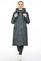 Зимняя куртка больших размеров, пуховик 20050 Gessica sabrina от Mishele 46, 48, 50, 52, 54, фото 1
