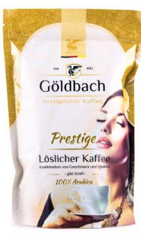 Kофе растворимый Goldbach Prestige 200g