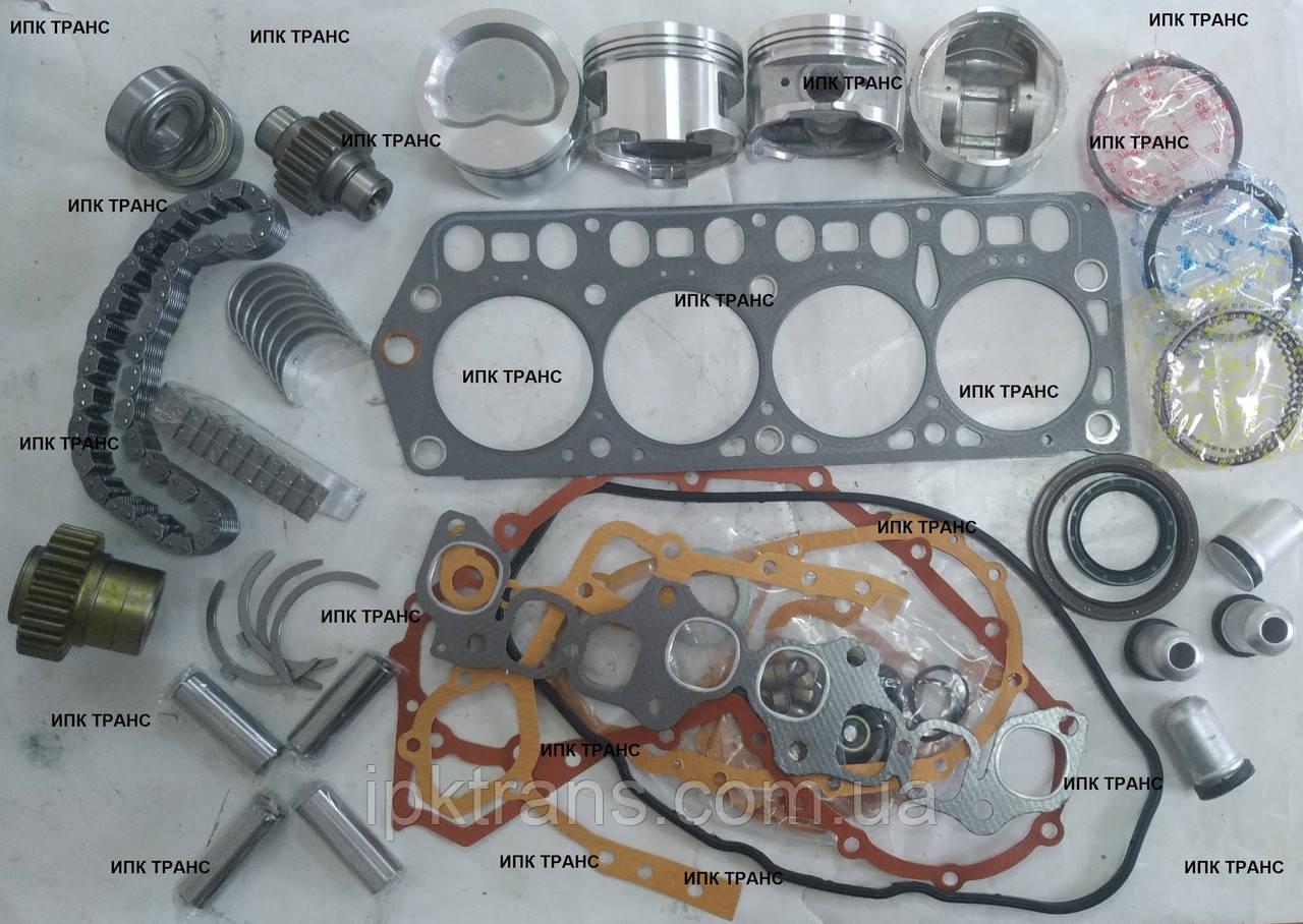 Запчасти двигателя на погрузчик Тойота 8FD15