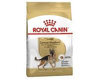 Royal Canin (Роял Канин) German Shepherd Adult для собак породы Немецкая овчарка старше 15 месяцев, 11кг.