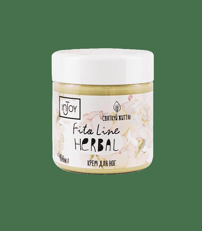 Крем для ног Herbal