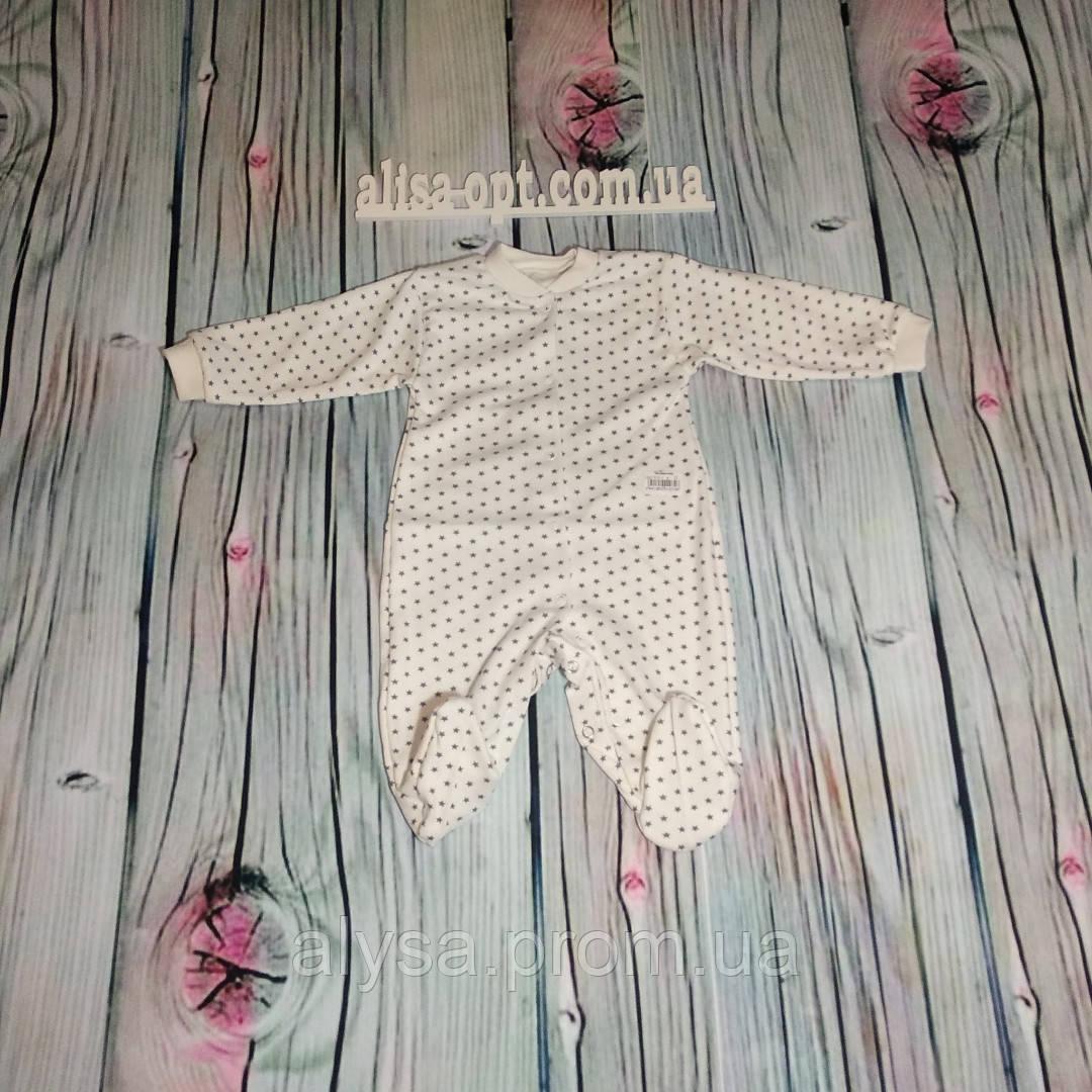 Комбінезон для немовляти 913-1 інтерлок
