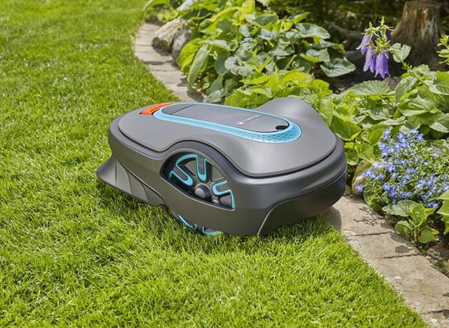 Робот-газонокосилка Gardena SILENO life 1250м.кв. купить в Украине г.Харьков