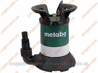 Насос погружной для чистой воды Metabo TP6600