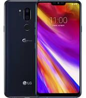 "Смартфон LG G7+ ThinQ 6/128GB Aurora Black, 1sim, Snapdragon 845, экран 6.1"", 16+16/8 Мп, NFC, фото 1"