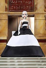 Коллекционная кукла Барби Чёрное и Белое Навсегда Barbie Black and White Forever FXF25