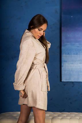 Халат махровый женский, фото 2