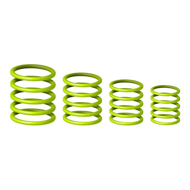 Набор зеленых сменных колец для стоек Gravity RP5555GRN1