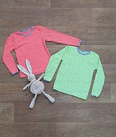 Джемпер детский на девочку в полоску, стрейч кулир,детские кофты от производителя,Комсомольский трикотаж