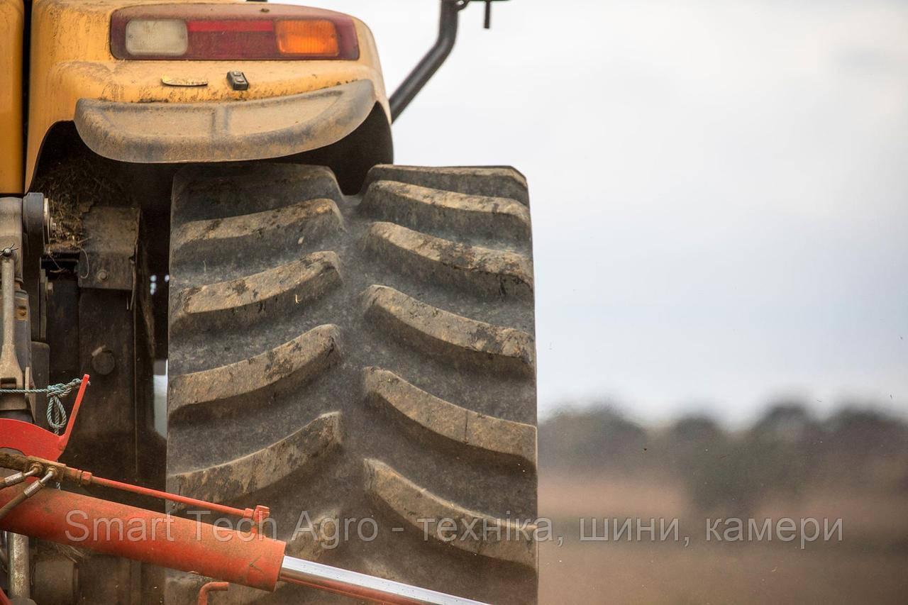 """Резинова гусениця 25"""" (635 мм) Endura Trax для гусеничного трактора Challenger 35 45 55"""