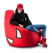 Кресло мешок груша Человек Паук 100*140 см