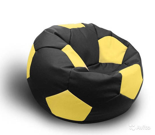 Кресло мешок Мяч ткань Оксфорд 100 см, фото 2