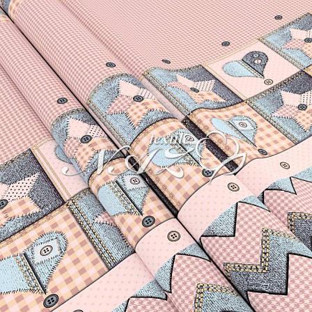 Постельное белье Бязь Сатин-100% хлопок, фото 2