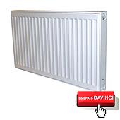 Радиаторы отопления стальные Davinci (Cловакия)