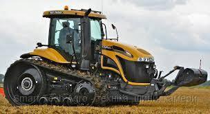 """Резинова гусениця 18"""" (457 мм) Endura Trax для гусеничного трактора Challenger MT700"""