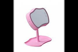 Дзеркало з підсвічуванням і підставкою mirron lamps (w-58)