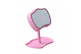 Зеркало с подсветкой и подставкой mirron lamps (w-58)