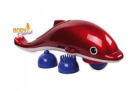Массажер дельфин Dolphin маленький 668 (w-29)