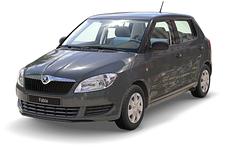 Fabia MK 2 (2007—2014)