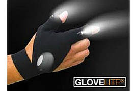 Перчатки с подсветкой hand-free light (W-47) (120)