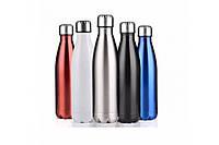 Спортивная бутылка - термос Cola Vacuum Flask  V02