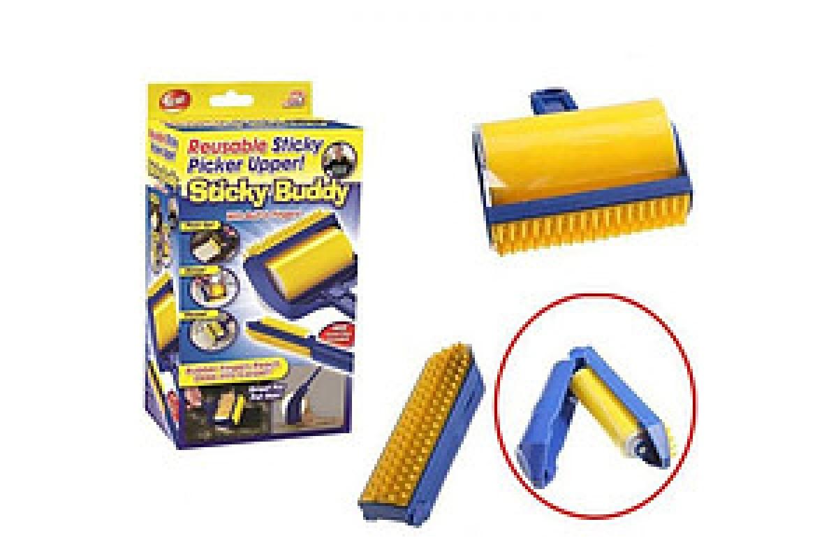 Валик липкий для уборки Sticky Buddy (W-6)