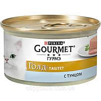 Gourmet Gold (Гурмет Голд) паштет с тунцом 85гр