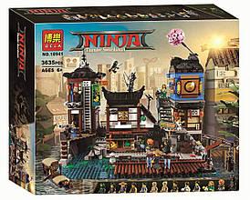 Конструктор Bela 10941 Порт Ниндзяго Сити (аналог Lego Ninjago 70655), 3635 деталей