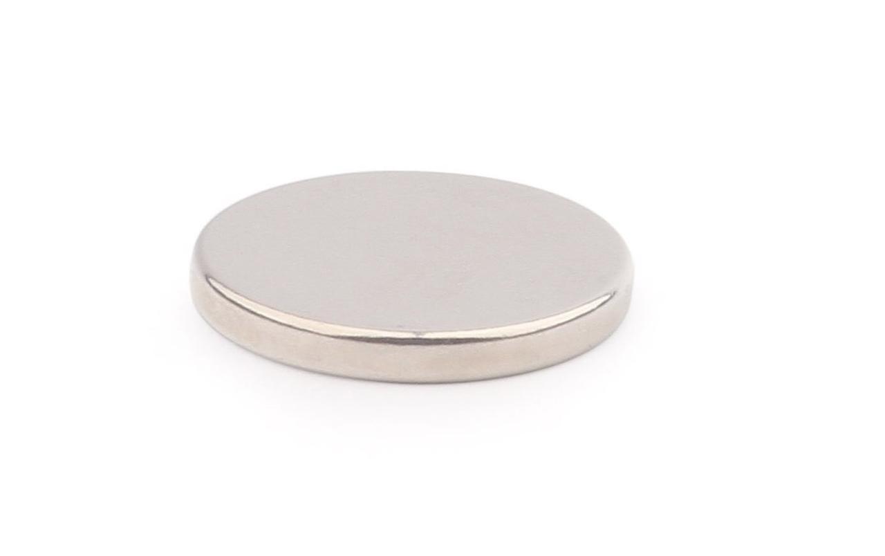Неодимовый магнит 12 * 1,5 мм