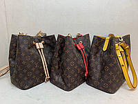 Женскаясумка экокожа Louis Vuitton, жіноча сумка, фото 1