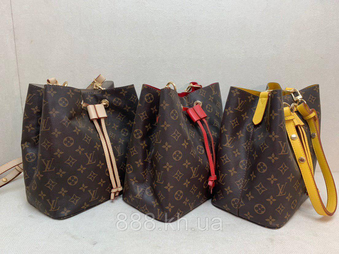 Женскаясумка экокожа Louis Vuitton, жіноча сумка