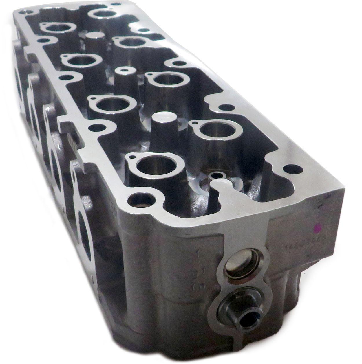 Головка блока Ланос 1.5 голая (под клапана Ланос), 96182931, 94580900