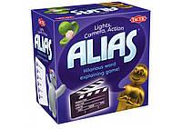 """Настольная игра """"Алиас. Свет, камера, мотор (Alias Lights, Camera, Action) (англ.)"""""""