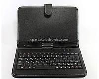 Чехол с клавиатурой для планшета 7 дюймов Black