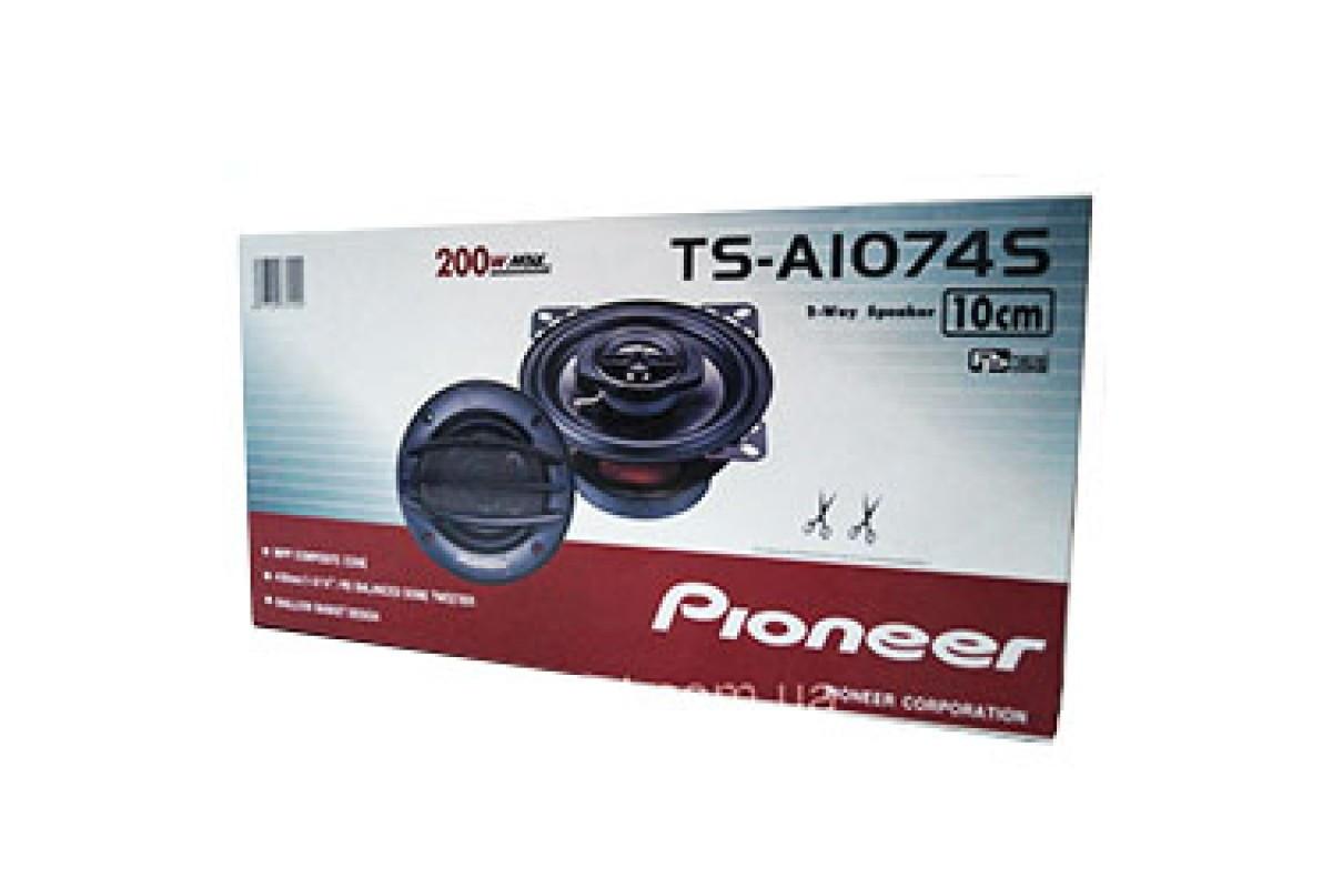 Авто акустика TS-A1674