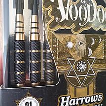 """Дартс дротики Voodoo Англия """"Harrows"""", фото 2"""