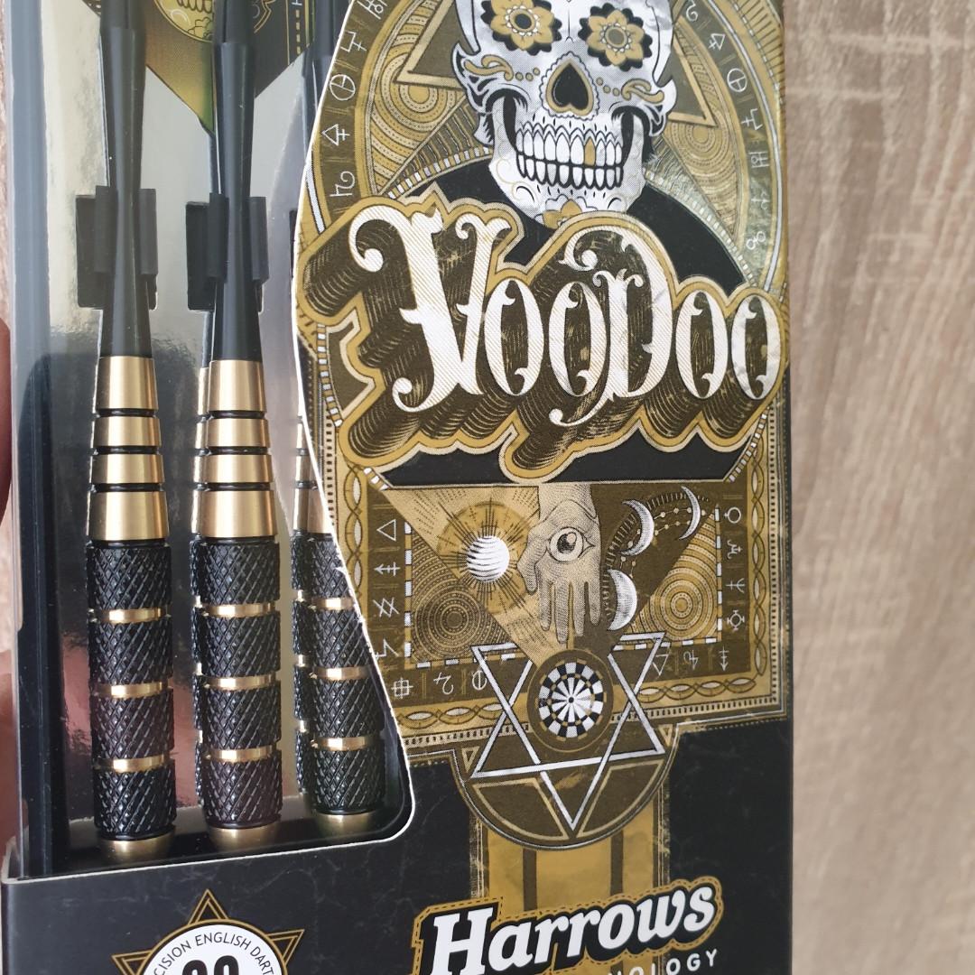"""Дартс дротики Voodoo Англия """"Harrows"""""""
