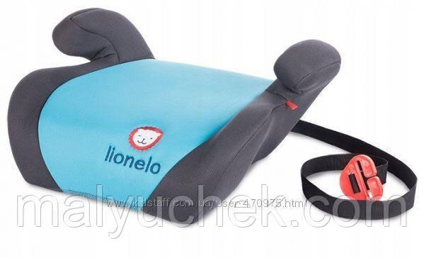 Бирюзовое Детское автокресло 15-36 кг Lionelo 53116
