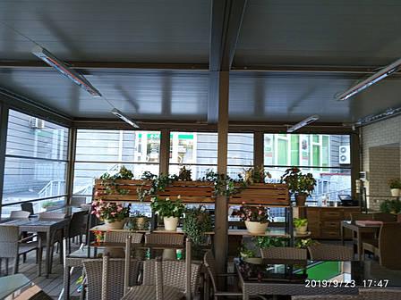 Отопление летних площадок пабов, кафе, ресторанов, фото 2