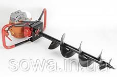 ✔️ Мотобур, бензобур LEX GD520 | 2000W | двухтактный, фото 2