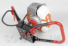✔️ Мотобур, бензобур LEX GD520 | 2000W | двухтактный, фото 3
